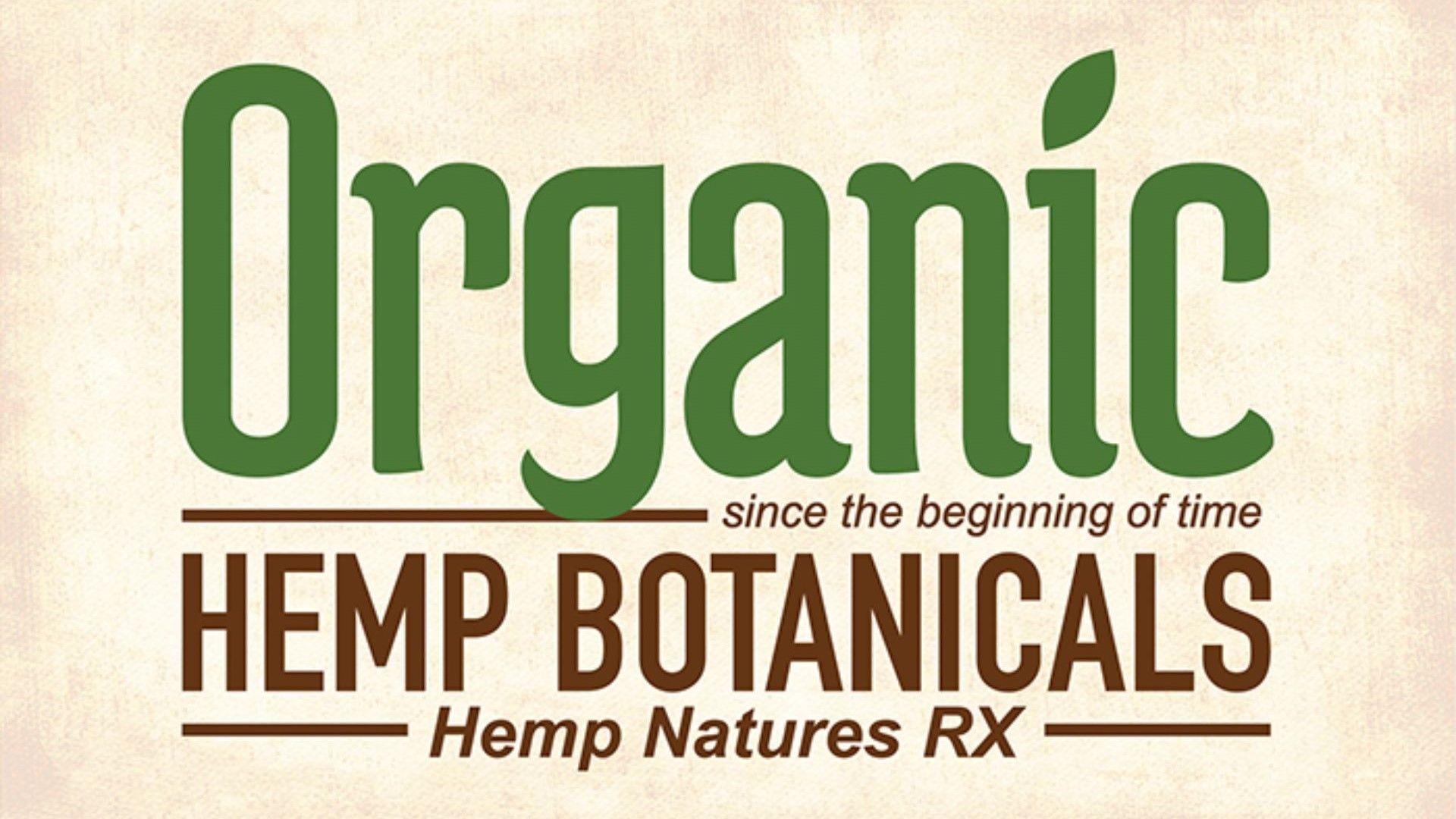 Organic Hemp Botanicals logo