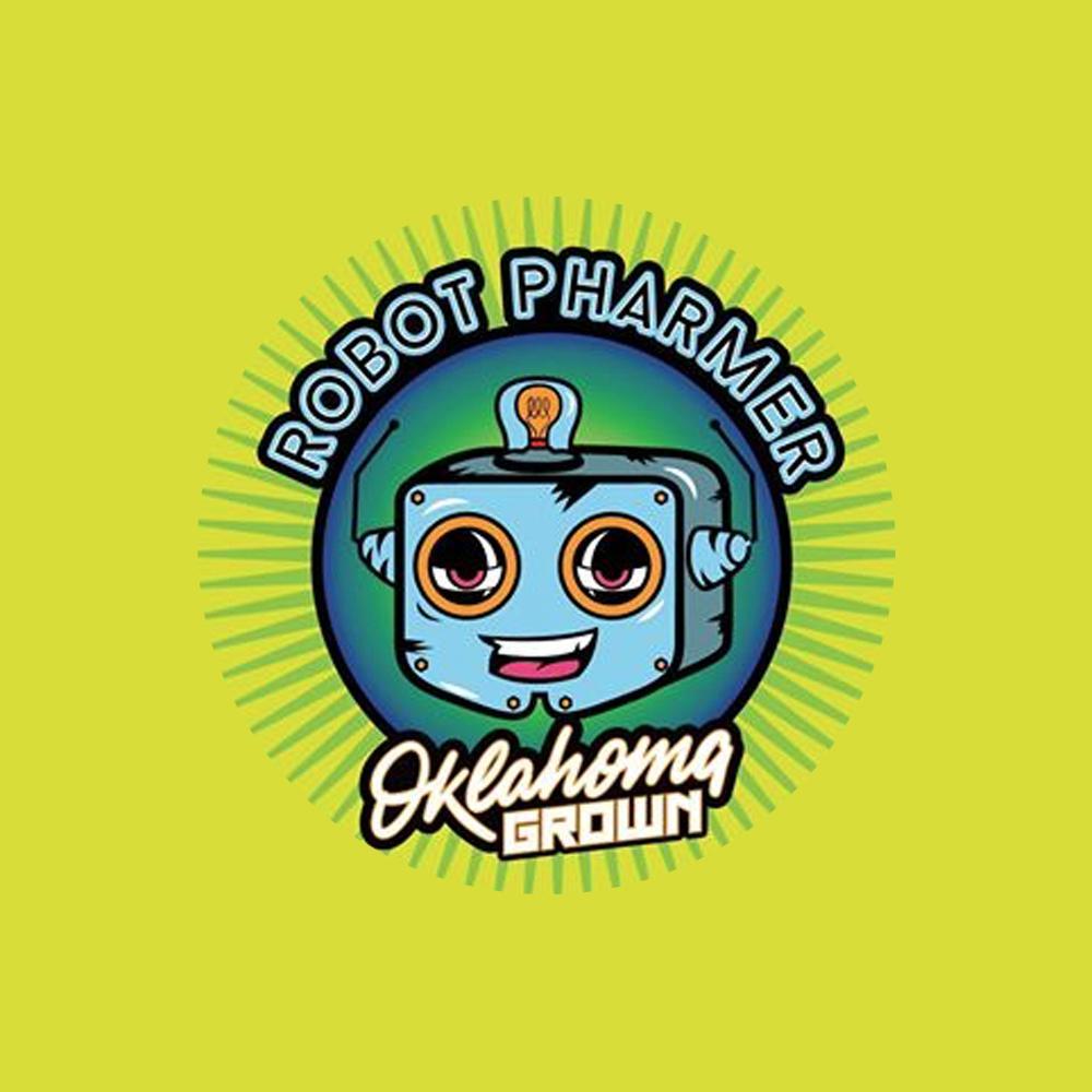 Robot Pharmer logo